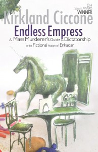 Endless Empress FINAL front cover only